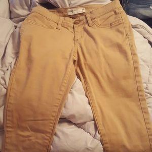 RSQ Khaki Skinny Jeans